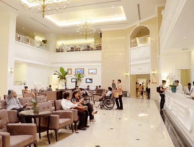 BNH Hospital - bangkok - premium - clinic - thailand - ogocare - 1