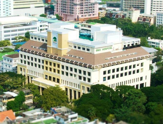 BNH Hospital - bangkok - premium - clinic - thailand - ogocare - 2