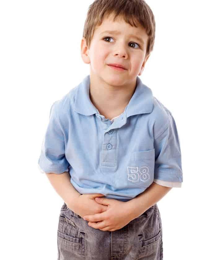 Kid-stomach-ache
